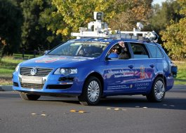 Driverless Cars, Tech, and Big Data