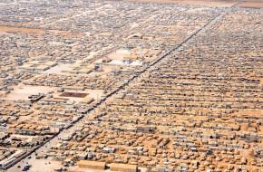 Humanitarian Crisis in Jordan: Analysis with Recorded Future