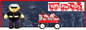 Praescient Supports Toys for Tots