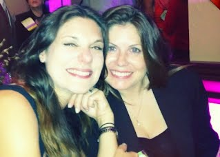 Praescient CEO Katie Crotty and COO Yvonne Soto at the 2012 SmartCEO Brava! Awards