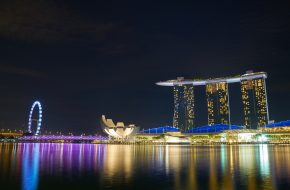 Singapore: Emerging Technology Hub for Asia